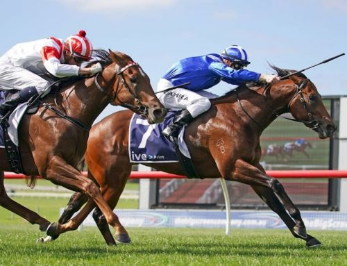 I Am Invincible 2YO Brings Timely Inglis Easter Update