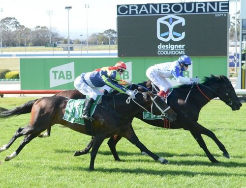 First Win for $1.1million Filly