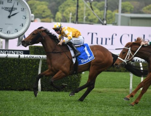 Invincible Filly on Track to Sweep Princess Series