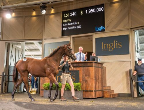 I Am Invincible Day at Inglis Easter