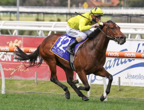 Caulfield Stakes Double for I Am Invincible
