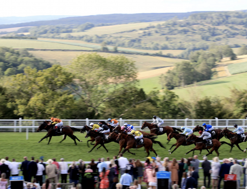 Houtzen Second at Glorious Goodwood