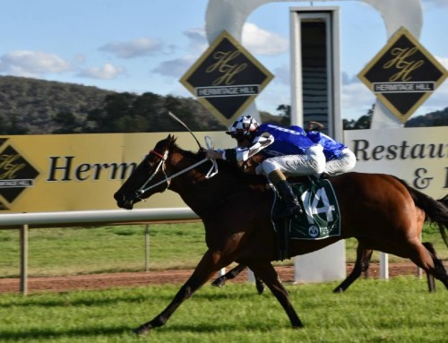Australian Bloodstock Win Wellington Boot